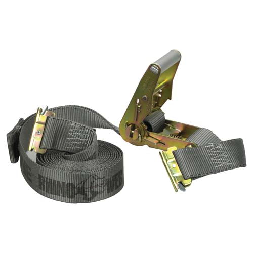 Rhino Web™ Heavy-Duty Ratchet Buckle Logistic Strap (07245)