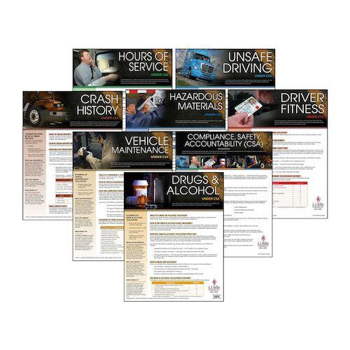 CSA BASICs Poster Kit (03253)