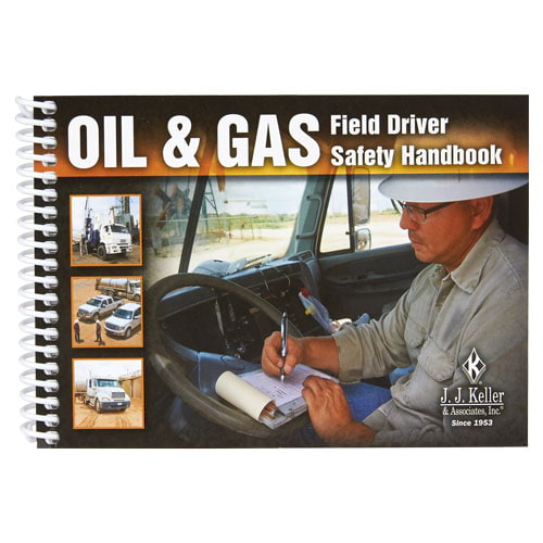 Oil & Gas Field Driver Safety Handbook (07297)