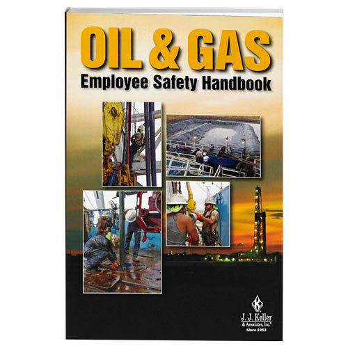 Oil & Gas Employee Safety Handbook (07298)