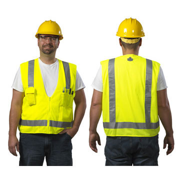 GloWear® Type R Class 2 Surveyor Safety Vest (01375)