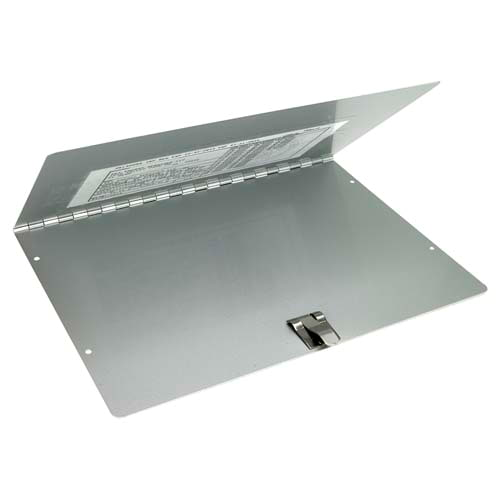 Slim Aluminum Trailer Document/Registration Holder (08311)
