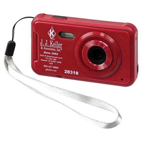 5.0 Megapixel Digital Camera For Accident Response (07931)