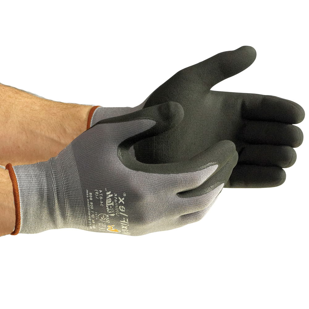 MaxiFlex® Ultimate™ Flat-Dip Micro-Foam Nitrile Coated Seamless Knit Glove (07359)