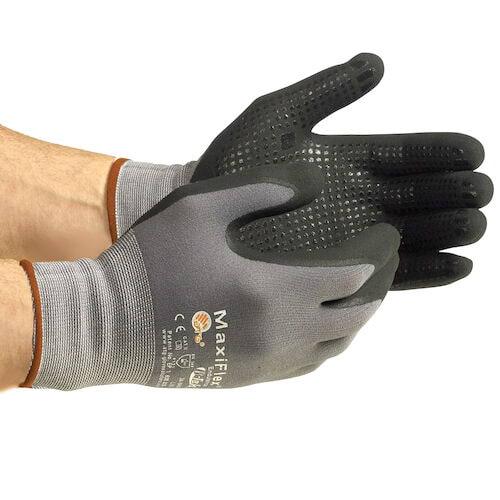 MaxiFlex® Endurance™ Flat-Dip Micro-Foam Nitrile Coated Seamless Knit Glove (07361)