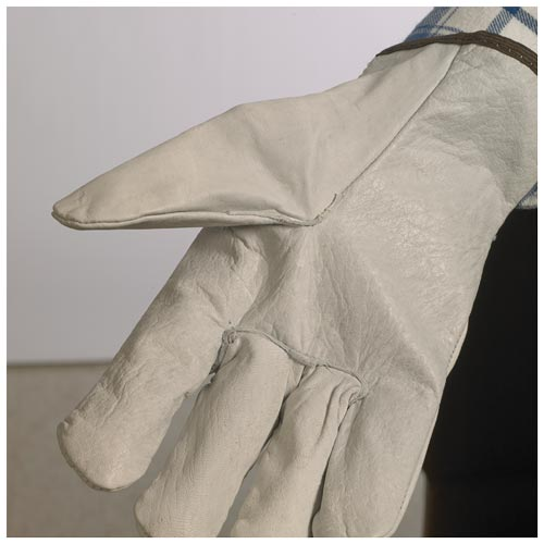 Top Grain Cowhide Leather Driver Glove - Straight Thumb (07367)