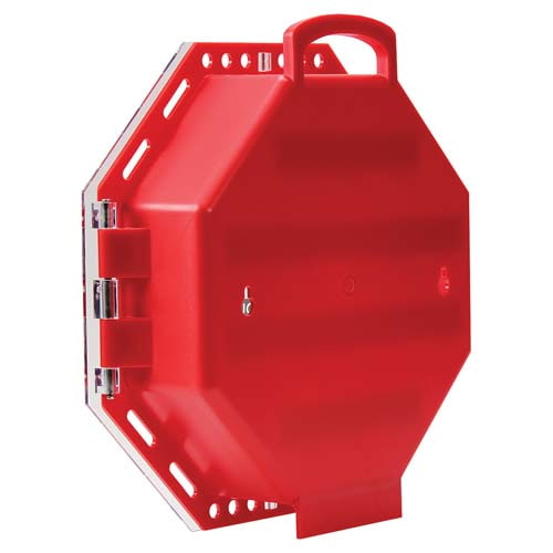 STOPOUT® Look 'n Stop Group Lock Box (07389)