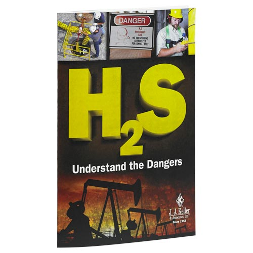 H2S: Understand the Dangers Handbook (07655)