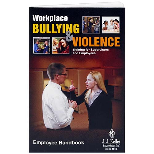 Workplace Bullying and Violence: Training for Supervisors and Employees - Employee Handbook (07665)