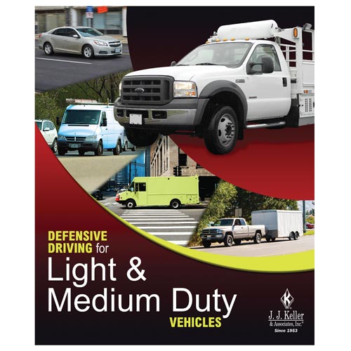 Defensive Driving for Light & Medium Duty Vehicles - Streaming Video Training Program (07696)