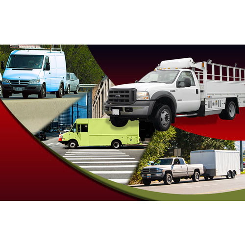 Defensive Driving for Light & Medium Duty Vehicles - Online Training Course (07697)