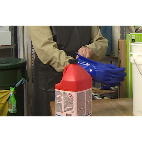 Hazard Communication in Cleaning & Maintenance Operations - Online Training Course (07713)