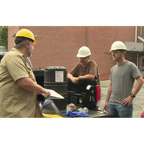 Hazard Communication in Construction Environments - Online Training Course (07718)