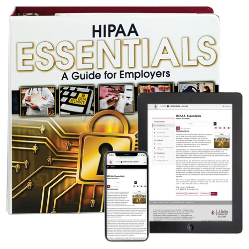 HIPAA Essentials Manual (00065)