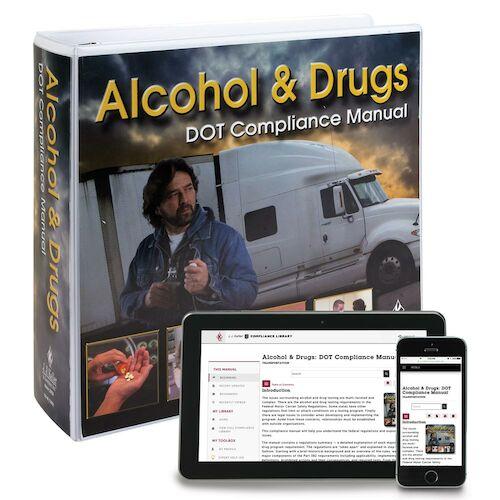 Alcohol & Drugs DOT Compliance Manual (00481)