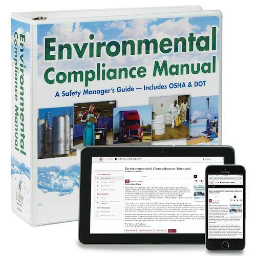 Environmental Compliance Manual (00251)