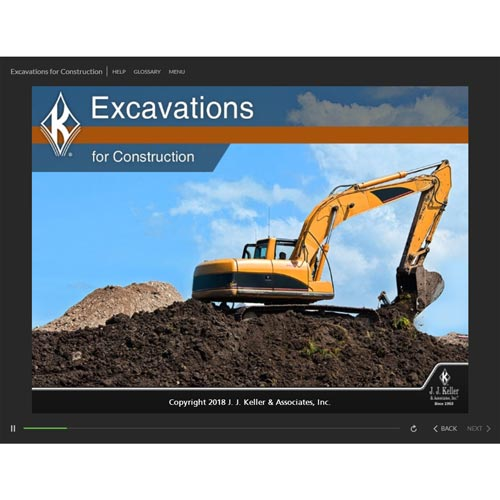 Excavations for Construction - Online Training Course (04041)