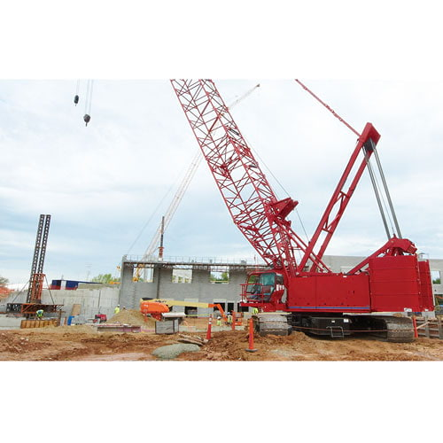 Cranes and Derricks for Construction - Online Training Course (08096)