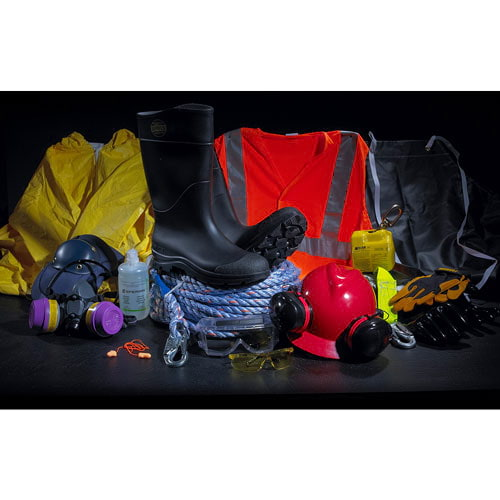 Personal Protective & Lifesaving Equipment for Construction - Online Training Course (04036)