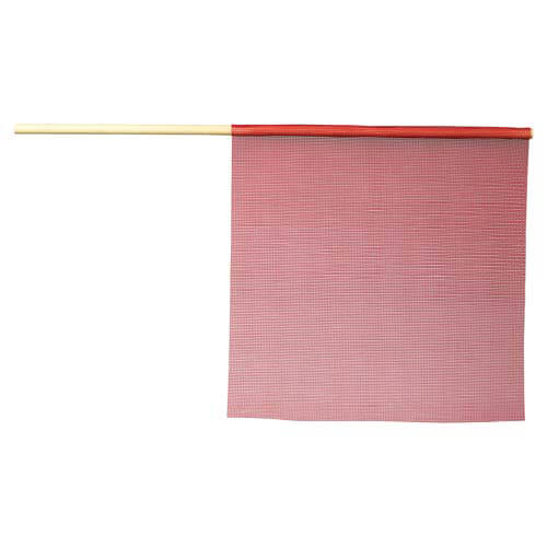 Warning Flag - Vinyl-Coated Polyester Mesh (01117)