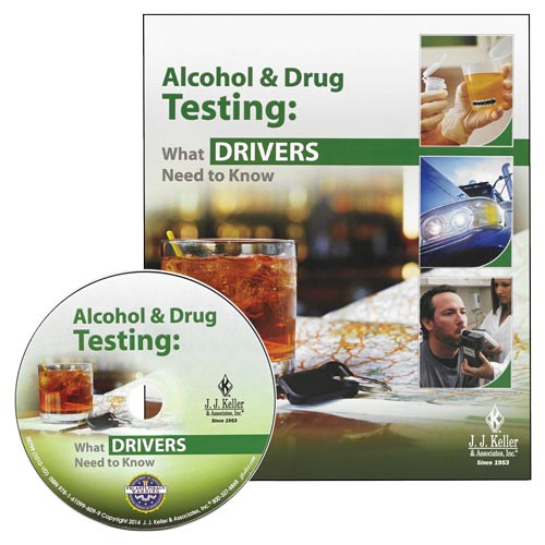 Alcohol & Drug Testing: What Drivers Need to Know - DVD Training (08425)