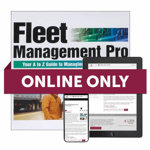 Fleet Management Pro Online Edition (00073)