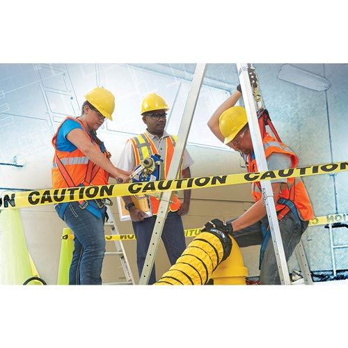 Confined Spaces: Entry Team Training - Construction Activities - Online Course (09738)