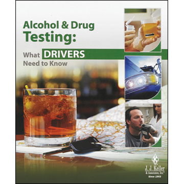 Alcohol & Drug Testing: What Drivers Need to Know - Streaming Video Training Program (08449)
