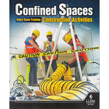 Confined Spaces: Entry Team Training - Construction Activities - Streaming Video Training Program (08609)