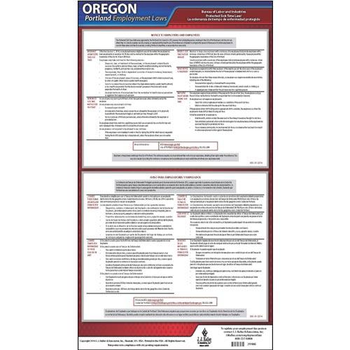 Oregon / Portland Sick Time Ordinance (08912)