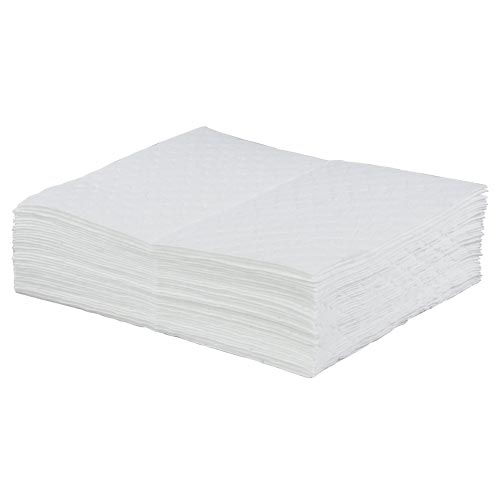 Premier Heavy Weight Oil-Only Sorbent Pads - Box of 100 (08625)