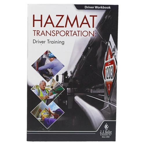 Hazmat Transportation: Driver Training - Driver Workbook (08875)