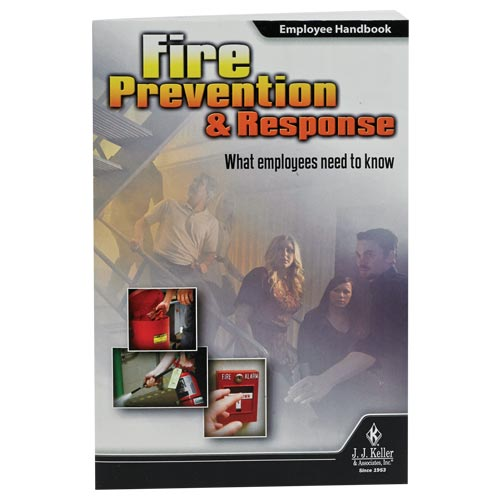 Fire Prevention & Response: What Employees Need to Know - Employee Handbook (09031)