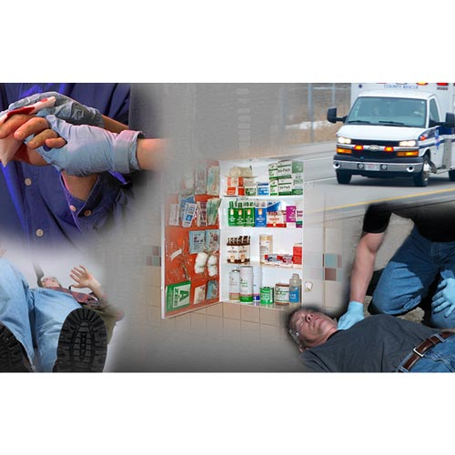 First Aid Basics - Online Training Course (08983)