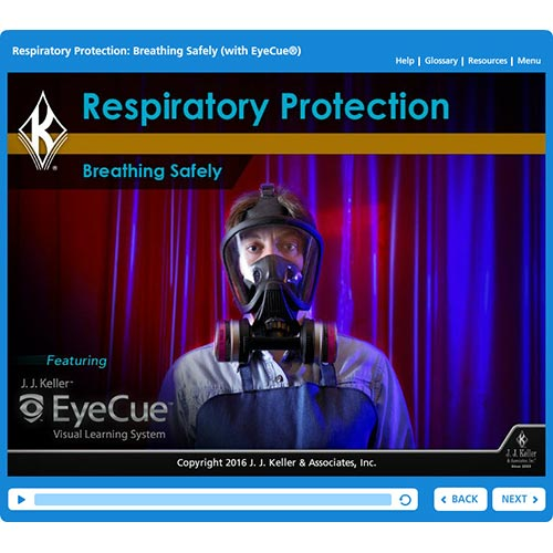 Respiratory Protection: Breathing Safely - Online Training Course (09020)