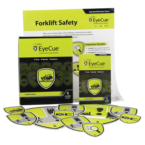 Forklift Safety Training - EyeCue® Starter Pack (09068)
