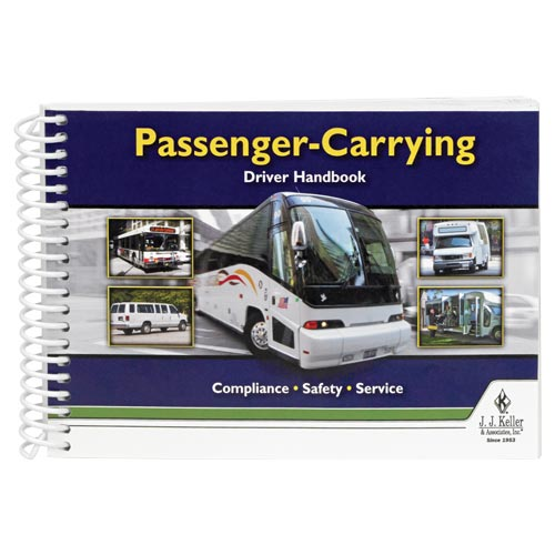 Passenger-Carrying Driver Handbook (09157)