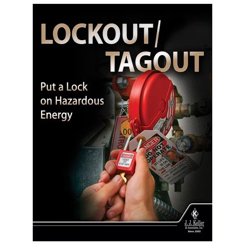 Lockout/Tagout: Put a Lock on Hazardous Energy - Streaming Video Training Program (09237)