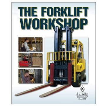 The Forklift Workshop - Pay Per View Training Program (05380)