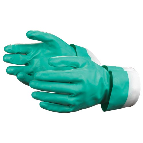 Ansell 37-175 Sol-Vex® Nitrile Immersion Gloves (04766)