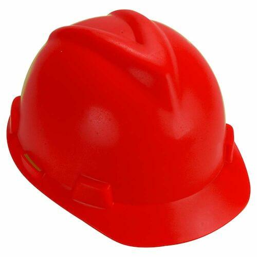 MSA V-Gard® Staz-On 4pt Standard Cap (04715)