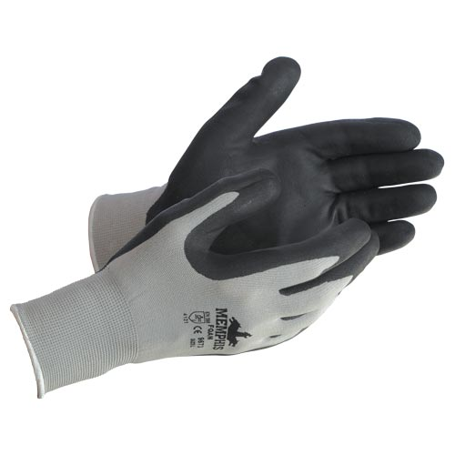 MCR Safety® 9673 Memphis Foam Work Gloves (06554)