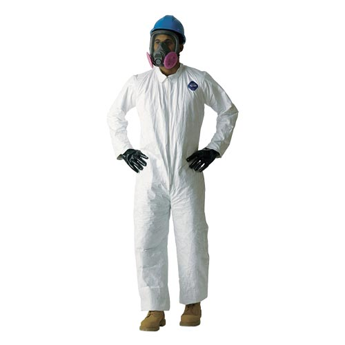 DuPont™ Tyvek® Disposable Clothing Coveralls (06620)