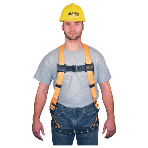 Miller® Titan™ Non-Stretch Full Body Harness (04721)
