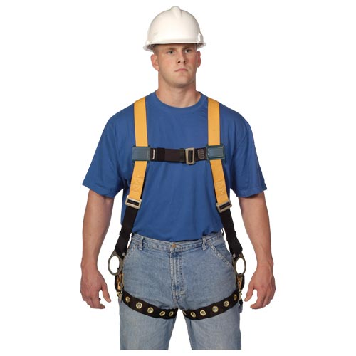 Miller® T-Flex™ Stretchable Full Body Harness (06605)