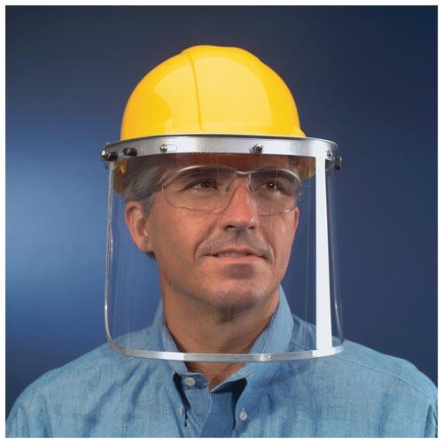 MCR Safety Aluminum Rim Headgear Bracket (06601)