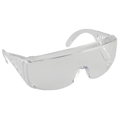 MCR Safety® Crews® Yukon Visitor Glasses (06595)