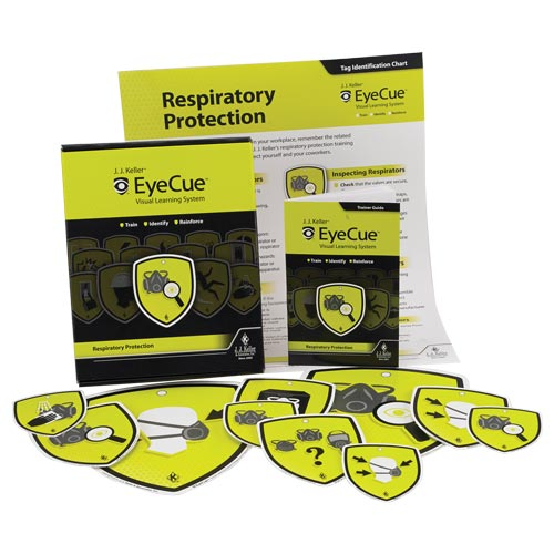 Respiratory Protection Training - EyeCue® Starter Pack (09338)