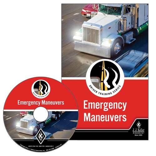 Emergency Maneuvers: Driver Training Series - DVD Training (09255)