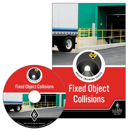 Fixed Object Collisions: Driver Training Series - DVD Training (09257)